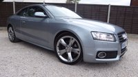 USED 2010 60 AUDI A5 1.8 TFSI S LINE SPECIAL EDITION 2dr Half Leather, PDC, Xenons