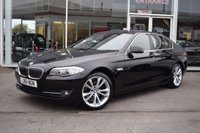 USED 2012 61 BMW 5 SERIES 2.0 520D SE 4d 181 BHP