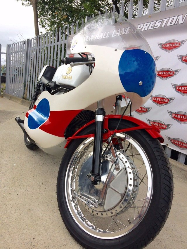 View our YAMAHA TZ350