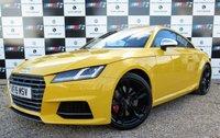 USED 2015 15 AUDI TT 2.0 TTS TFSI QUATTRO 2d AUTO 306 BHP
