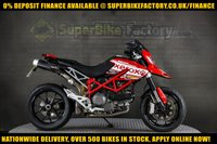 USED 2011 61 DUCATI HYPERMOTARD 1100 EVO  GOOD AND BAD CREDIT ACCEPTED, OVER 500+ BIKES IN STOCK