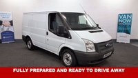 2013 FORD TRANSIT 2.2 T280 100 BHP 6 Speed, Low Mileage, 4.9% Flat Rate Finance Available £7490.00