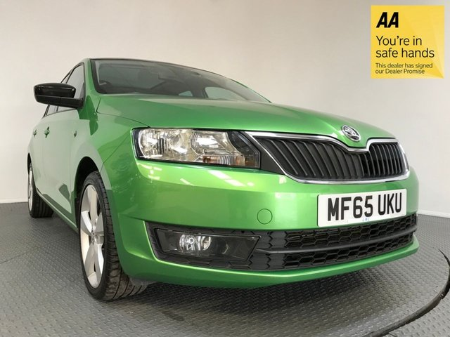 View our SKODA RAPID SPACEBACK