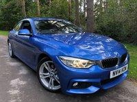 2014 BMW 4 SERIES 2.0 420D M SPORT 2d 181 BHP £15745.00