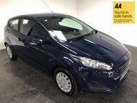 USED 2014 64 FORD FIESTA 1.6 STYLE ECONETIC TDCI 3d 94 BHP FSH-ONE OWNER-BLUETOOTH-A/C