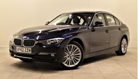 USED 2012 62 BMW 3 SERIES 2.0 320D LUXURY 4d AUTO 184 BHP + 1 PREV OWNER + EXCELLENT CONDITION
