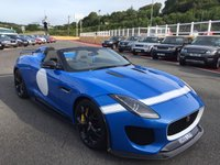 USED 2016 66 JAGUAR F-TYPE 5.0 PROJECT 7 2d 567 BHP 1/250 WORLDWIDE SVO Collectors Edition with only 400 miles