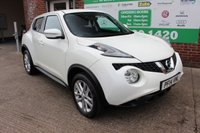 USED 2014 14 NISSAN JUKE 1.2 ACENTA DIG-T 5d 115 BHP +ONE Owner +Just Serviced.