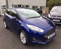 USED 2017 17 FORD FIESTA 1.0 TITANIUM ECOBOOST (100PS) THIS VEHICLE IS AT SITE 1 - TO VIEW CALL US ON 01903 892224