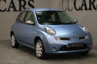 USED 2008 58 NISSAN MICRA 1.2 25 5d 78 BHP
