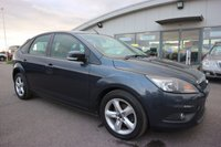 USED 2008 57 FORD FOCUS 1.6 ZETEC 5d 100 BHP 25% DEPOSIT NO CREDIT CHECKS FINANCE AVAILABLE TO ALL