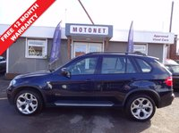 2008 BMW X5 3.0 SD SE 5DR AUTOMATIC DIESEL 282 BHP £SOLD