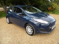 USED 2015 64 FORD FIESTA 1.2 STYLE 3d 59 BHP Low Tax, Low Insurance