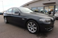 USED 2010 60 BMW 5 SERIES 3.0 530D SE 4d AUTO 242 BHP LOW DEPOSIT OR NO DEPOSIT FINANCE AVAILABLE.