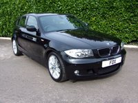 USED 2010 60 BMW 1 SERIES 2.0 116D M SPORT 5d 114 BHP