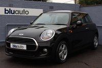 2016 MINI HATCH COOPER 1.5 3d AUTO  £12480.00