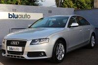 2011 AUDI A4 2.0 TDI TECHNIK 168 BHP £10750.00