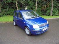 2009 FIAT PANDA 1.1 ACTIVE ECO 5d 54 BHP £2495.00