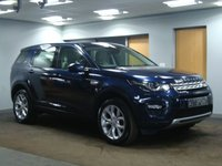 USED 2015 15 LAND ROVER DISCOVERY SPORT 2.2 SD4 HSE 5d 190 BHP PANORAMIC ROOF