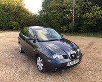 2005 SEAT IBIZA 1.4 SPORT 5d 74 BHP £SOLD