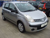 USED 2006 56 NISSAN NOTE 1.4 S 5d 87 BHP