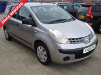 2006 NISSAN NOTE}