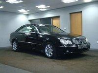 USED 2005 05 MERCEDES-BENZ CLK 2.7 CLK270 CDI ELEGANCE 2d AUTO 170 BHP