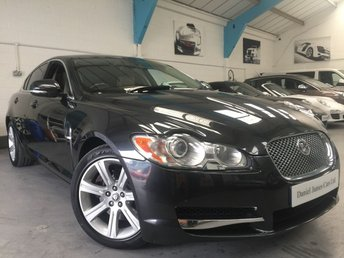 2011 JAGUAR XF 3.0 V6 LUXURY 4d AUTO 240 BHP £11990.00