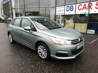 USED 2011 11 CITROEN C4 1.6 VTR HDI 5d 91 BHP £0 DEPOSIT, DRIVE AWAY TODAY!!