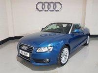 2011 AUDI A5 2.0 TDI SE 2d 168 BHP £SOLD