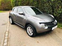 2012 NISSAN JUKE 1.6 TEKNA 5d AUTO 117 BHP £7995.00