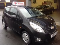 USED 2010 10 CHEVROLET SPARK 1.0 LS  £30 Road Tax