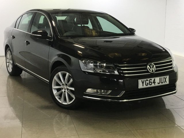 View our 2014 64 VOLKSWAGEN PASSAT 1.6 EXECUTIVE TDI BLUEMOTION TECHNOLOGY 4d 104 BHP