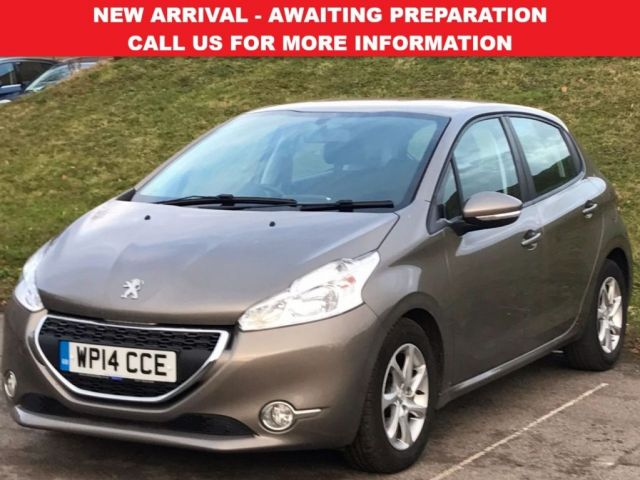 View our 2014 14 PEUGEOT 208 1.6 ACTIVE E-HDI 5d 92 BHP