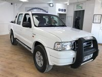 2003 FORD RANGER 2.5 DOUBLE CAB4X4 TD 1d 107 BHP £2995.00