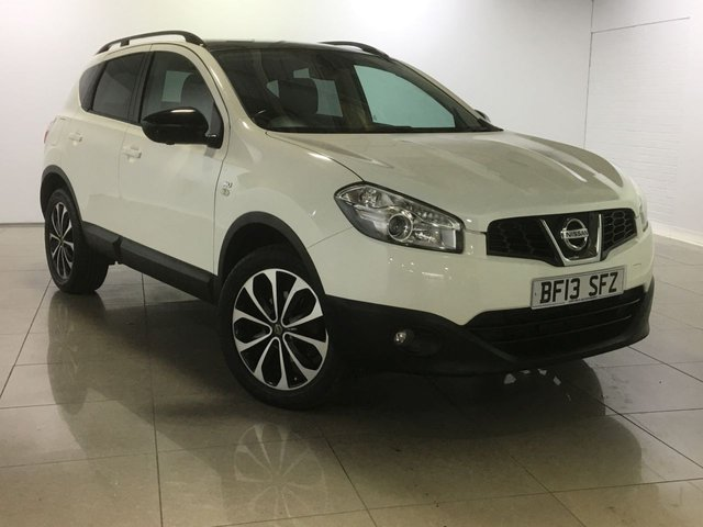 View our 2013 13 NISSAN QASHQAI 1.5 DCI 360 5d 110 BHP
