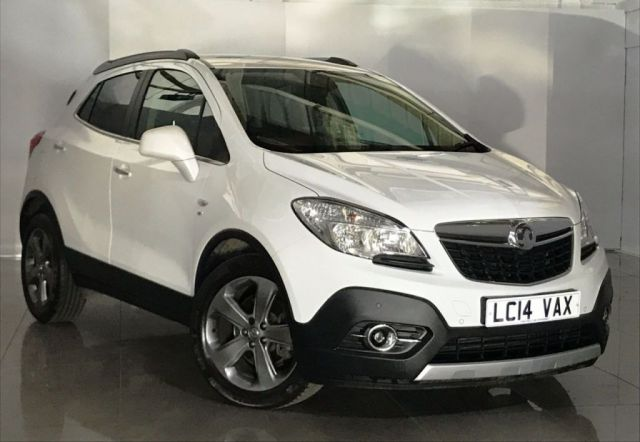 View our 2014 14 VAUXHALL MOKKA 1.4 SE 5d AUTO 138 BHP