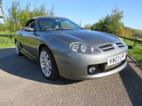 2003 MG TF 1.8 SPRINT RT SPORT 2d 135 BHP £2189.00