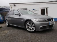 USED 2009 59 BMW 3 SERIES 2.0 318D M SPORT TOURING 5d AUTO 141 BHP