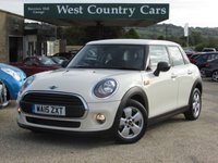 USED 2015 15 MINI HATCH ONE 1.2 ONE 5d 101 BHP £30 For A Years Tax And 50MPG