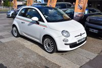 USED 2008 58 FIAT 500 1.4 LOUNGE 3d 99 BHP THE CAR FINANCE SPECIALIST