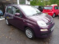 USED 2013 13 FIAT PANDA 0.9 TWINAIR EASY 5d 85 BHP Fiat Service History + Recently Serviced, One Owner from new, MOT until May 2018, Excellent on fuel! FREE Road Tax!