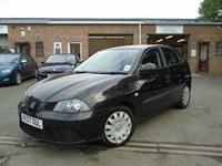 2007 SEAT IBIZA 1.2 REFERENCE 12V 5d 69 BHP £1750.00