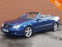 2004 MERCEDES-BENZ CLK 1.8 CLK200 KOMPRESSOR AVANTGARDE 2d AUTO 163 BHP FULL LEATHER £4195.00