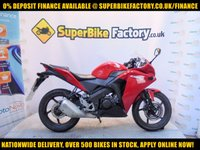 USED 2014 14 HONDA CBR125 R-D  GOOD & BAD CREDIT ACCEPTED, OVER 500+ BIKES IN STOCK