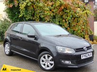 USED 2012 62 VOLKSWAGEN POLO 1.2 MATCH TDI 5d  * 128 POINT AA INSPECTED *