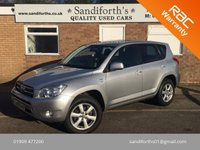 2009 TOYOTA RAV4 2.2 XT-R D-4D 5d 135 BHP FSH ONLY 77K WITH 7 SERVICES 1 FORMER KEEPER  £5990.00