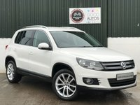 USED 2013 VOLKSWAGEN TIGUAN 2.0 MATCH TDI BLUEMOTION TECHNOLOGY 4MOTION 5d 139 BHP
