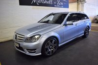 2013 MERCEDES-BENZ C CLASS 2.1 C250 CDI BLUEEFFICIENCY AMG SPORT PLUS 5d AUTO 202 BHP £14500.00