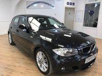 2011 BMW 1 SERIES 2.0 116D M SPORT 5d 114 BHP £7995.00